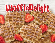WaffleDelight: Exhibiting at the Coffee Shop Innovation