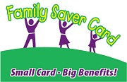 Family Saver Card: Exhibiting at the Coffee Shop Innovation