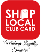 Shop Local Club Card: Exhibiting at Coffee Shop Innovation Expo