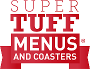 SuperTuffMenus: Exhibiting at Coffee Shop Innovation Expo