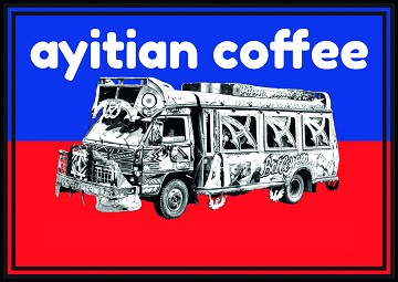 AYITIAN COFFEE: Exhibiting at the Coffee Shop Innovation