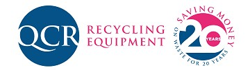 QCR Recycling Equipment: Sustainability Trail Exhibitor