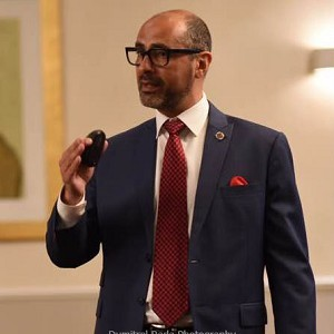 Michael Cuschieri: Speaking at the Takeaway & Restaurant Expo, London ExCeL 2016