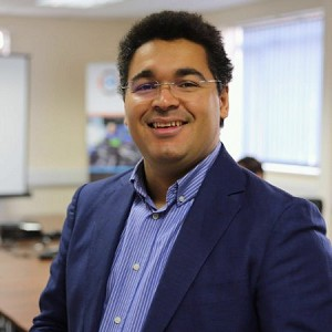 Ercylio Oliveira: Speaking at the Coffee Shop Innovation