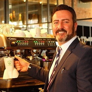 Jonathan Quinn: Speaking at the Coffee Shop Innovation