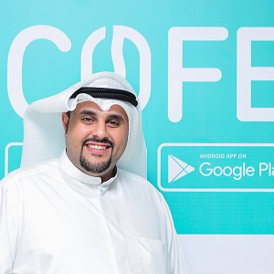 Ali Al Ebrahim: Speaking at the Coffee Shop Innovation