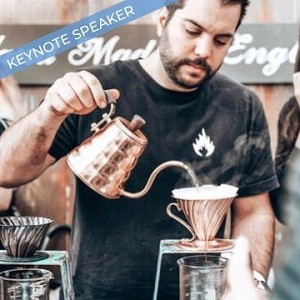 Alex Spampinato: Speaking at the Coffee Shop Innovation Expo