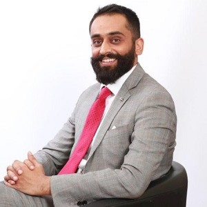 Bilal Patel: Speaking at the Coffee Shop Innovation