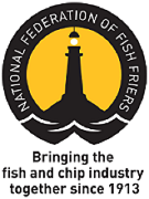Supported by The National Federation of Fish Friers